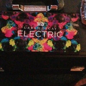 Urban Decay electric makeup palette